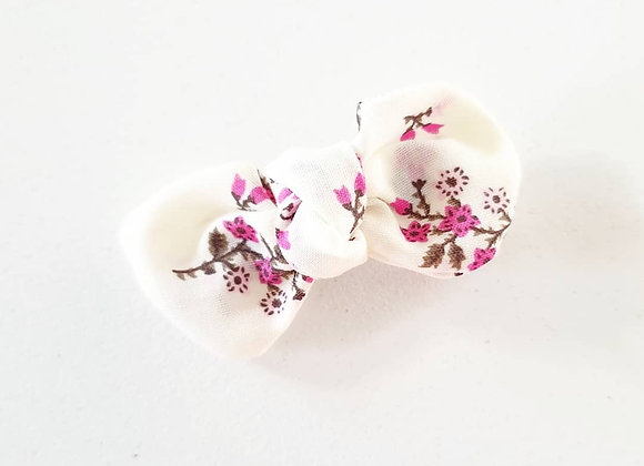Miss Priss Cherry Blossom Bella Bow Clips