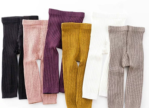 Toottoot Baby Ribbed Leggings