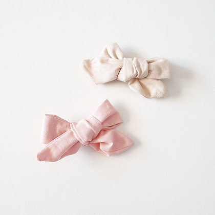 Lucy Lou Bow Clips