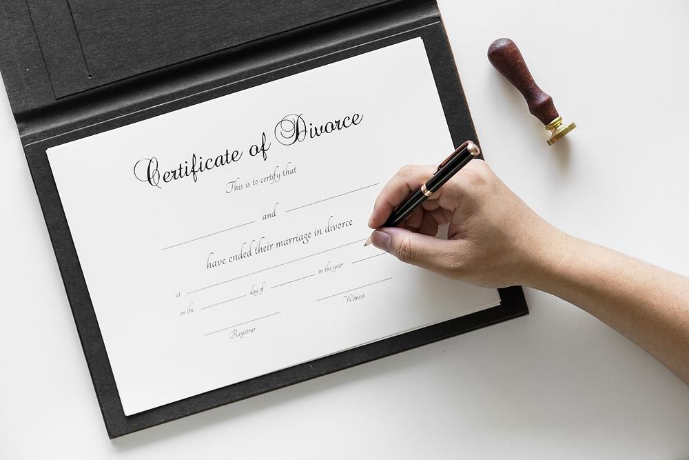 No-Fault Divorce in Massachusetts