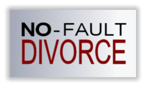 The no-fault Massacshuetts divorce.