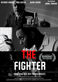 The Fighter - Official Poster with Laure