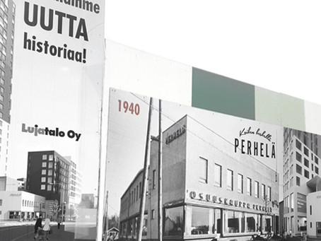 Miksi Järvenpään kaupunki hallinnoi Perhelän korttelia kiinteistöosakeyhtiönä?