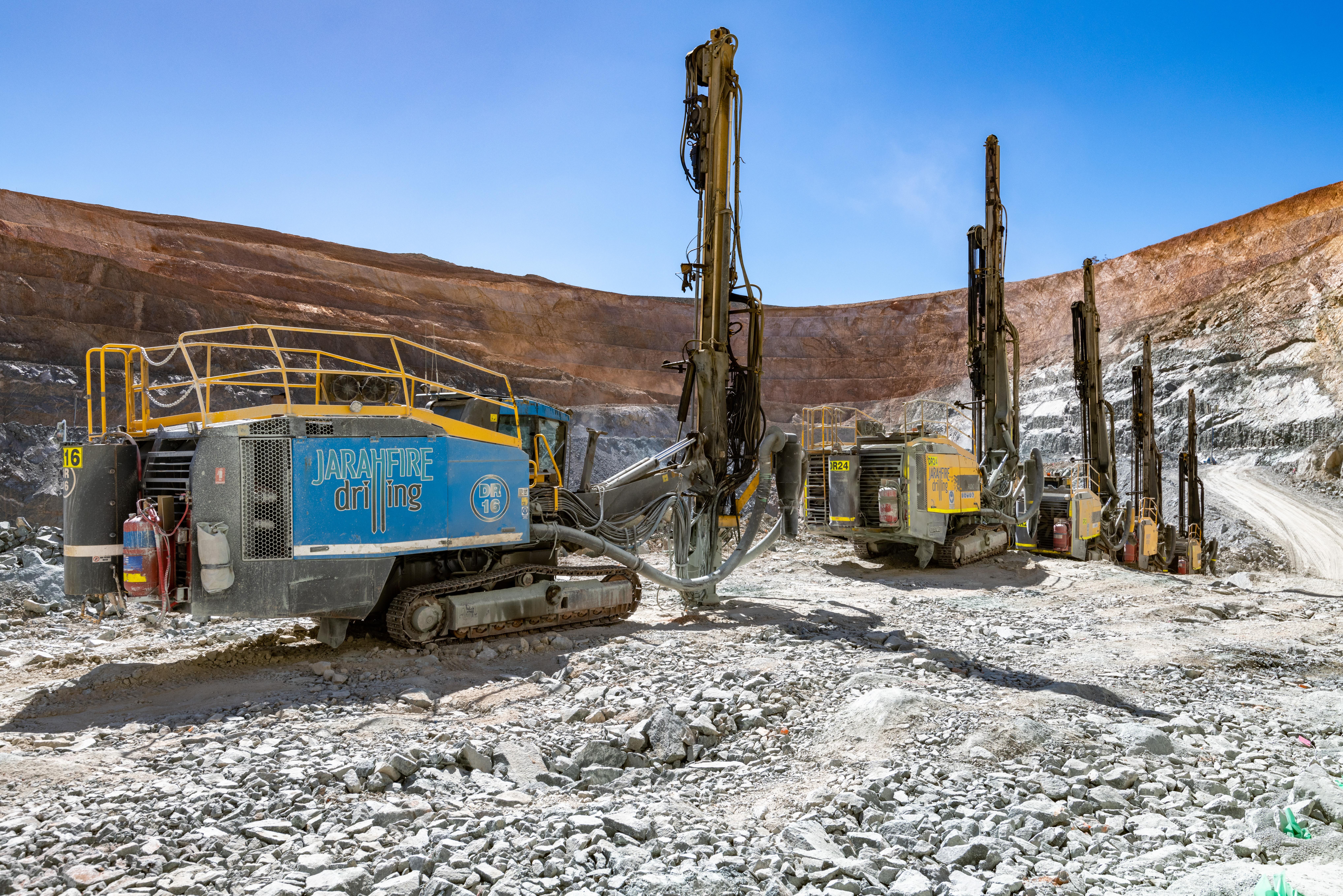 Mining & Industrial