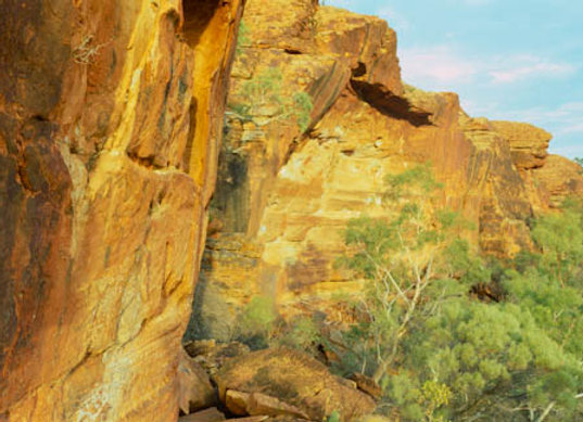 Kings Canyon, Northern Territory.