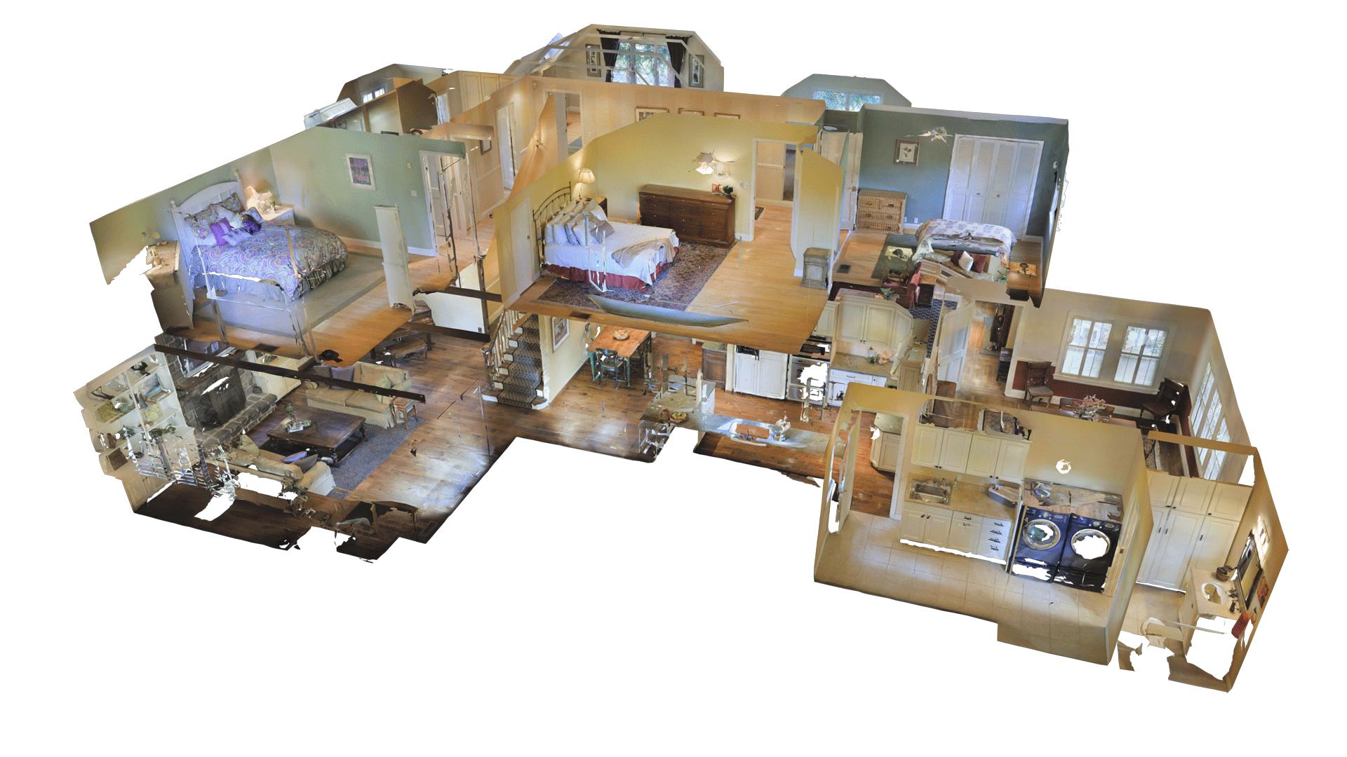 3D VR & Floor Plans