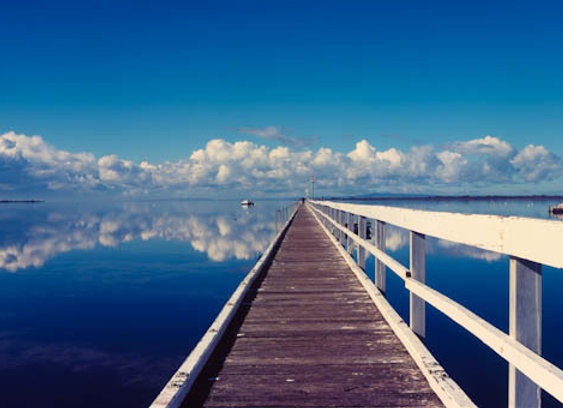 Swan Bay, Victoria.