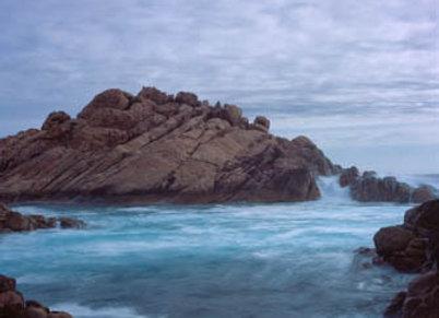 Sugar Loaf Rock, Western Australia.