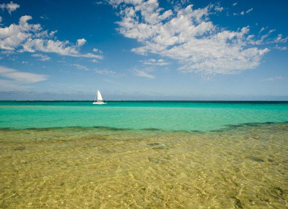 Coral Bay, Western Australia.