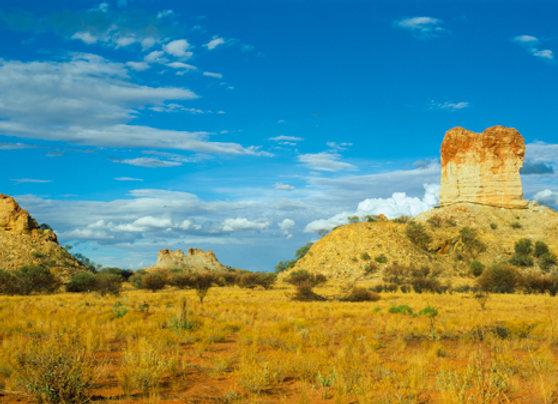 Chambers Pillar, Northern Territory.