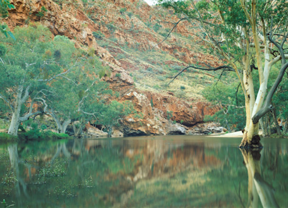 Ormiston Gorge, Northern Territory.