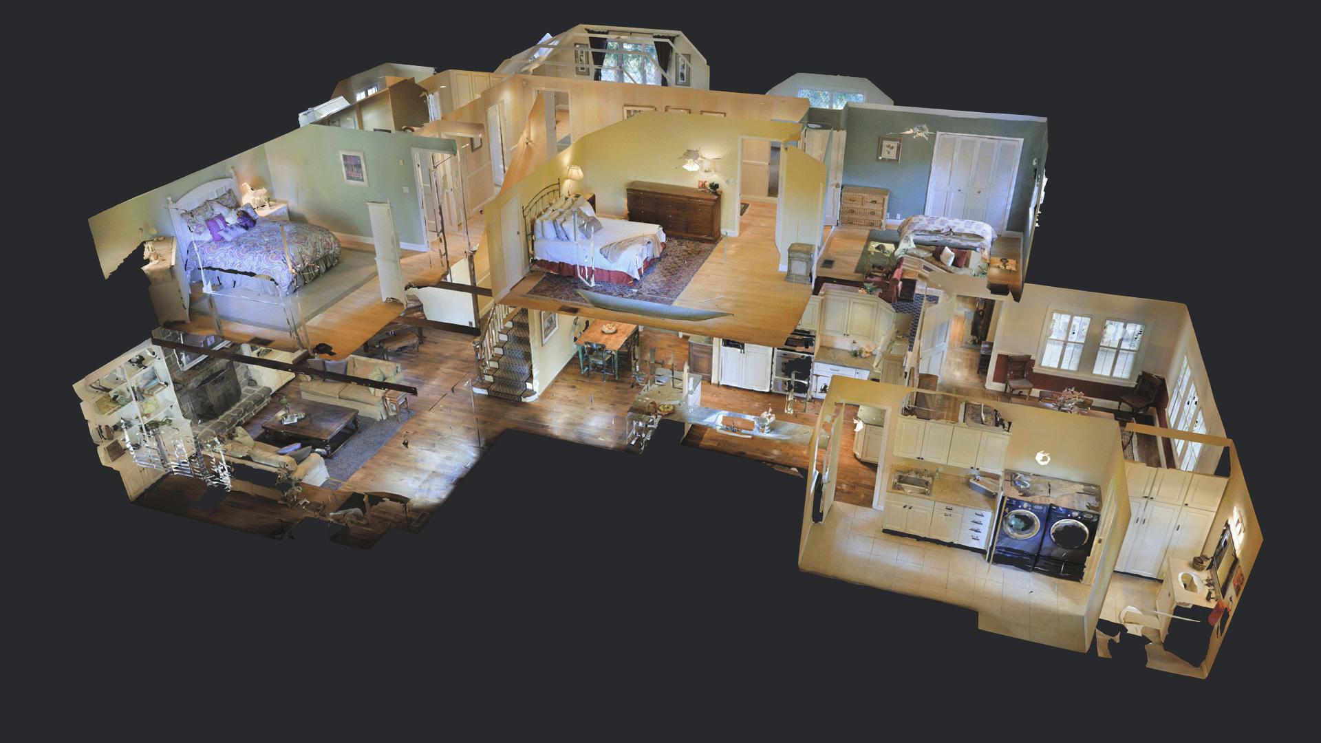 3D Tours & Floor Plans