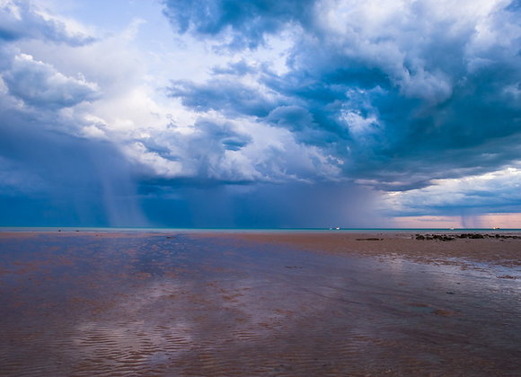 Roebuck Bay, Western Australia.