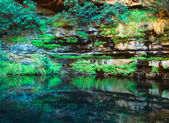Dales Gorge, Circul Pool, Karijini N.P W.A.