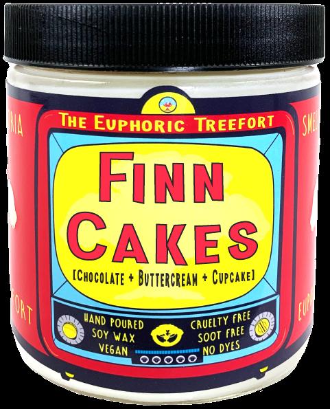 Finn Cakes