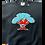 Thumbnail: Euphoric TreeFort Varsity Sweatshirt (Black)