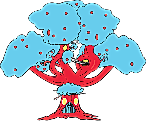 The Euphoric Treefort logo.ai