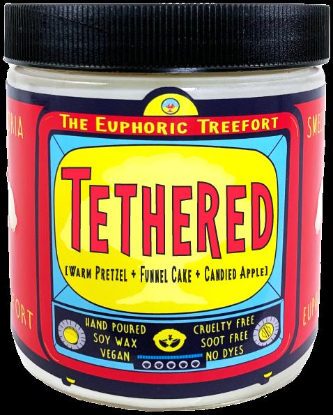 Tethered