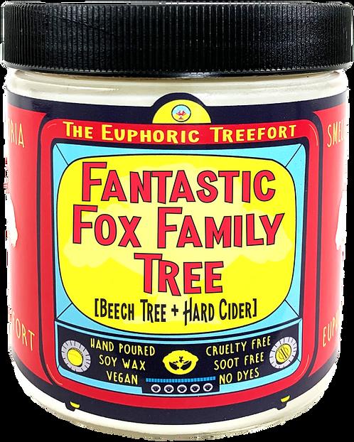 Fantastic Fox Family Tree