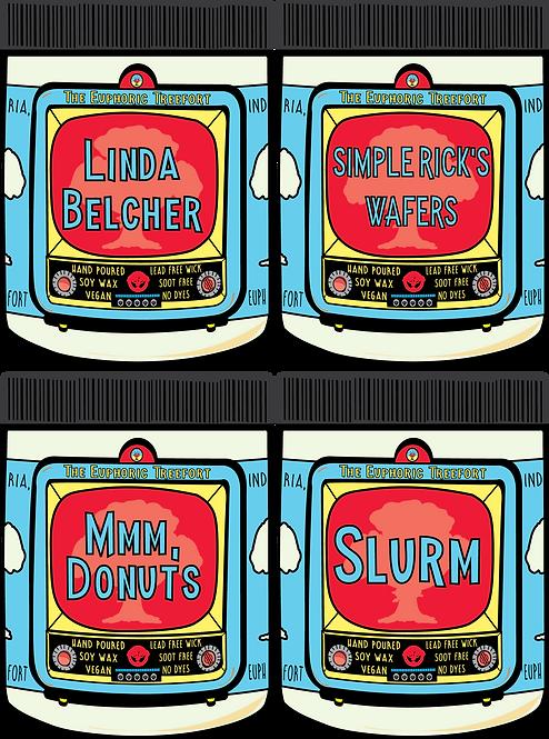 Adult Cartoon Pack