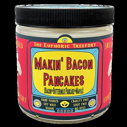 The Euphoric Treefort Makin Bacon Pancak