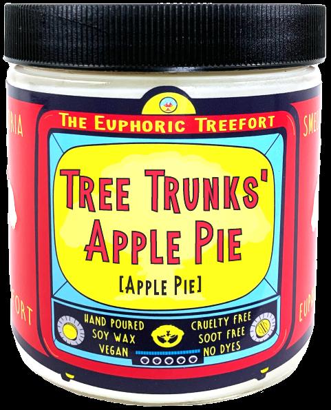 Tree Trunks Apple Pie