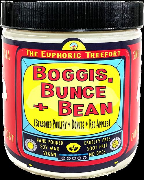 Boggis, Bunce and Bean