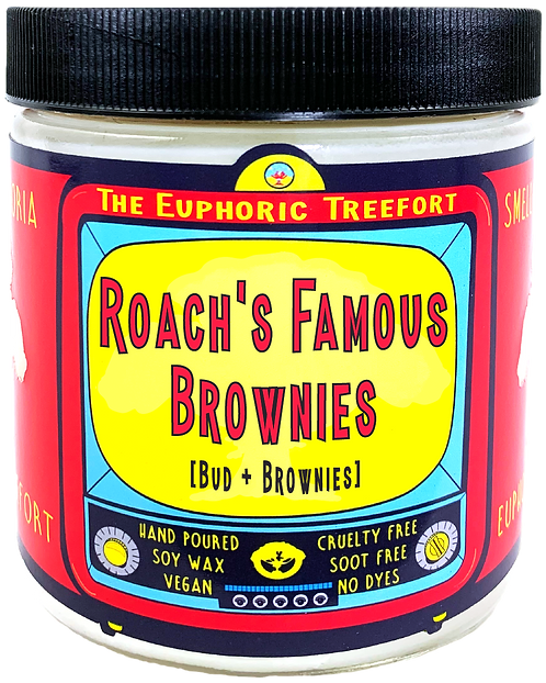 Roach's Famous Brownies
