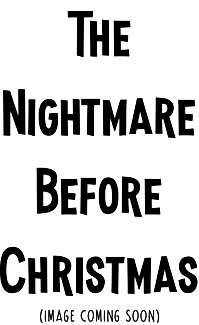 The Nightmare Before Christmas Poster.pn