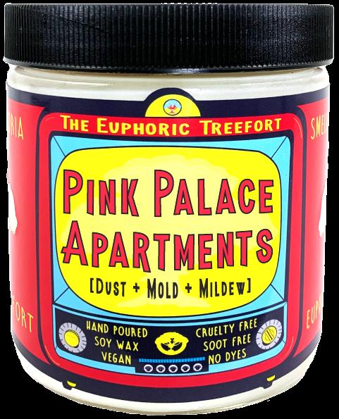 Pink Palace Apartments