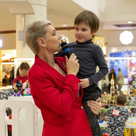 Вспоминаем новогодние праздники вместе с Легород - Калининград!