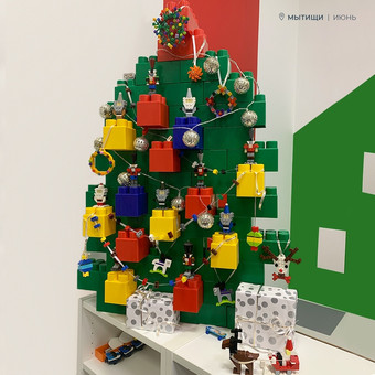 Новогодние праздники в Легороде? Это всегда весело и креативно!