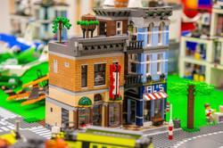 Дом детектива Лего Lego
