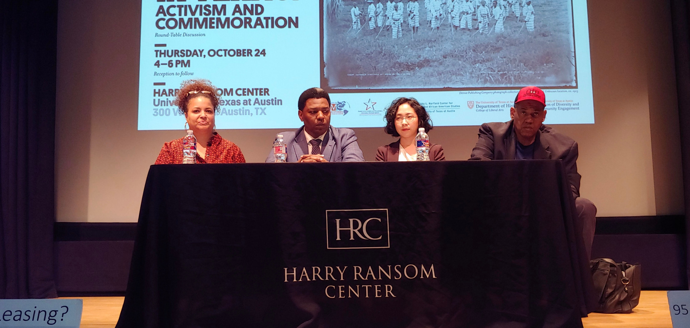 Convict Leasing in Texas: Activism and Commemoration