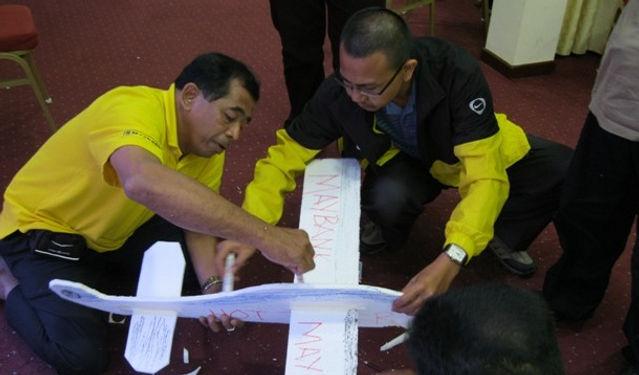 airplane teambuilding malaysia