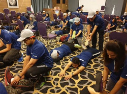 GTS Team Building with Petronas at Thistle Hotel, Port Dickson (8 & 10 April 2019)