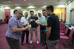 Kursus Pemelaksanaan Pasukan Teambuilding Program for 2 days 1 night with Kementerian Perdagangan Da