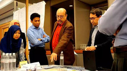 The Emotionally Intelligent -Leadership Training Program with Tabung Haji at Sunway Putra during 19-