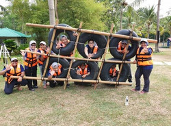 GTS Team Building with Petronas at Thistle Hotel, Port Dickson (8 & 10 April 2019)GTS Team Buildin