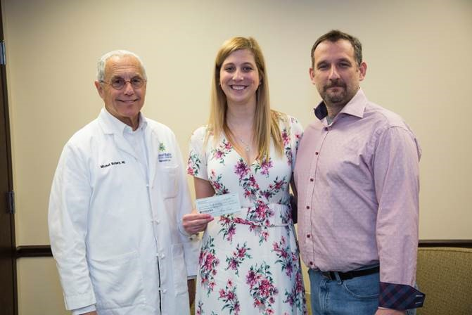 lung cancer grant