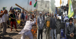 100 days into the protests going in Punjab