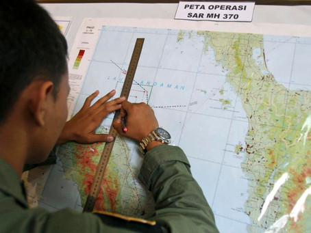 Missing plane sent signals to satellite for hours