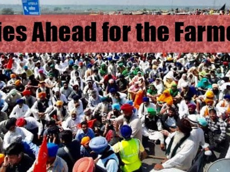 119+ Days of India's Farmers Protest
