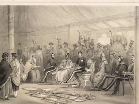 When Lord Auckland and His Sister Emily Eden Visited Amritsar