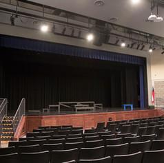 HMFAC Auditorium Stage