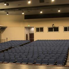 HMFAC Auditorium Seating
