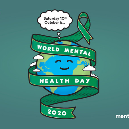 World Mental Health Day - 10 Oct 2020