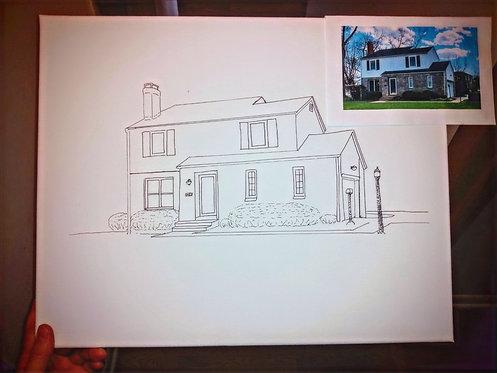 DIY Home Paint Kit