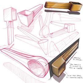 sketch lacre medidor