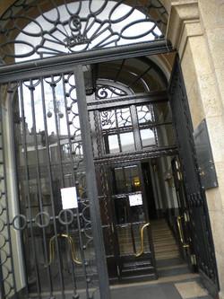 kovana replika vrata